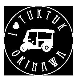 Footer Logo: TUKTUK Okinawa
