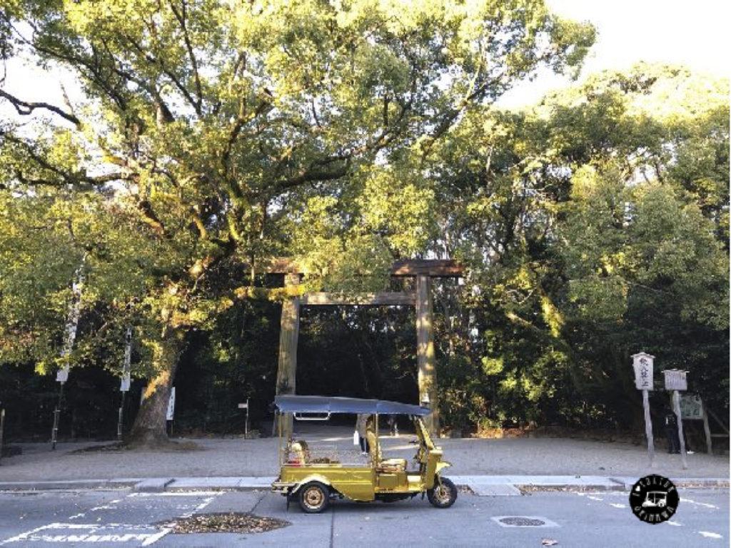 熱田神宮【東海エリアの初詣で一番有名なスポット】