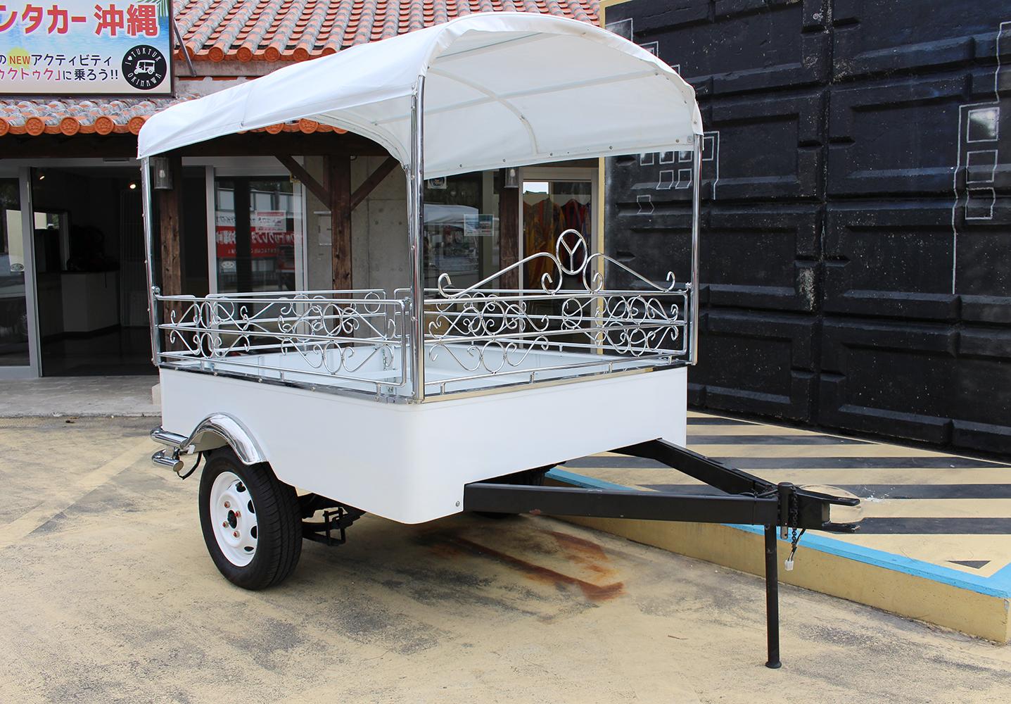 [新車]     在庫車両 リヤカー