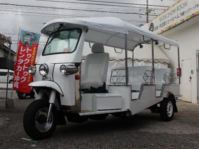 [新車]  7人乗り  ロング 白 標準タイプ