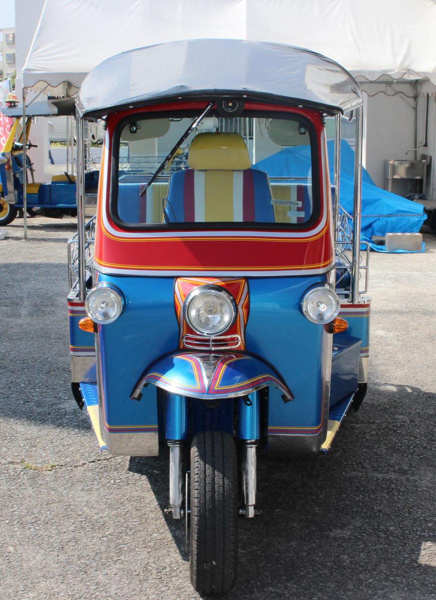 [新車]4人乗り標準タイプ 青赤