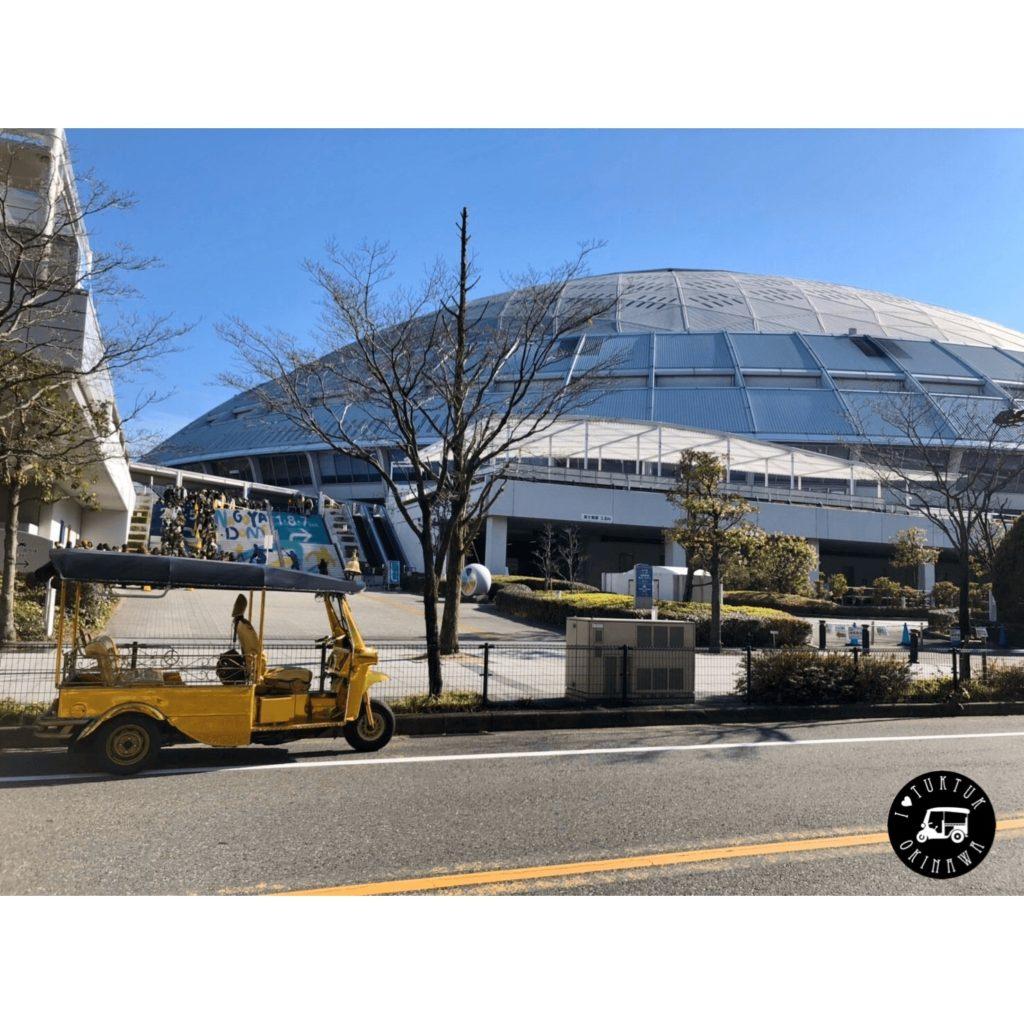 東方神起 LIVE TOUR 2019〜XV〜@ナゴヤドーム