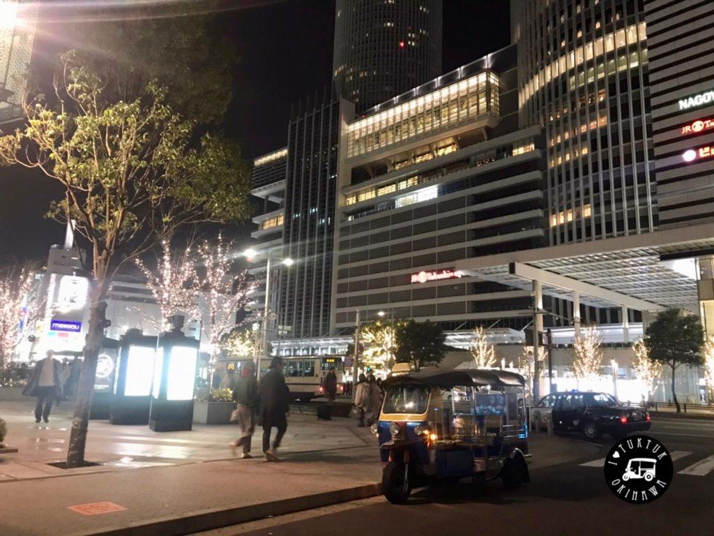 無料送迎 名古屋駅エリアも強化中‼︎
