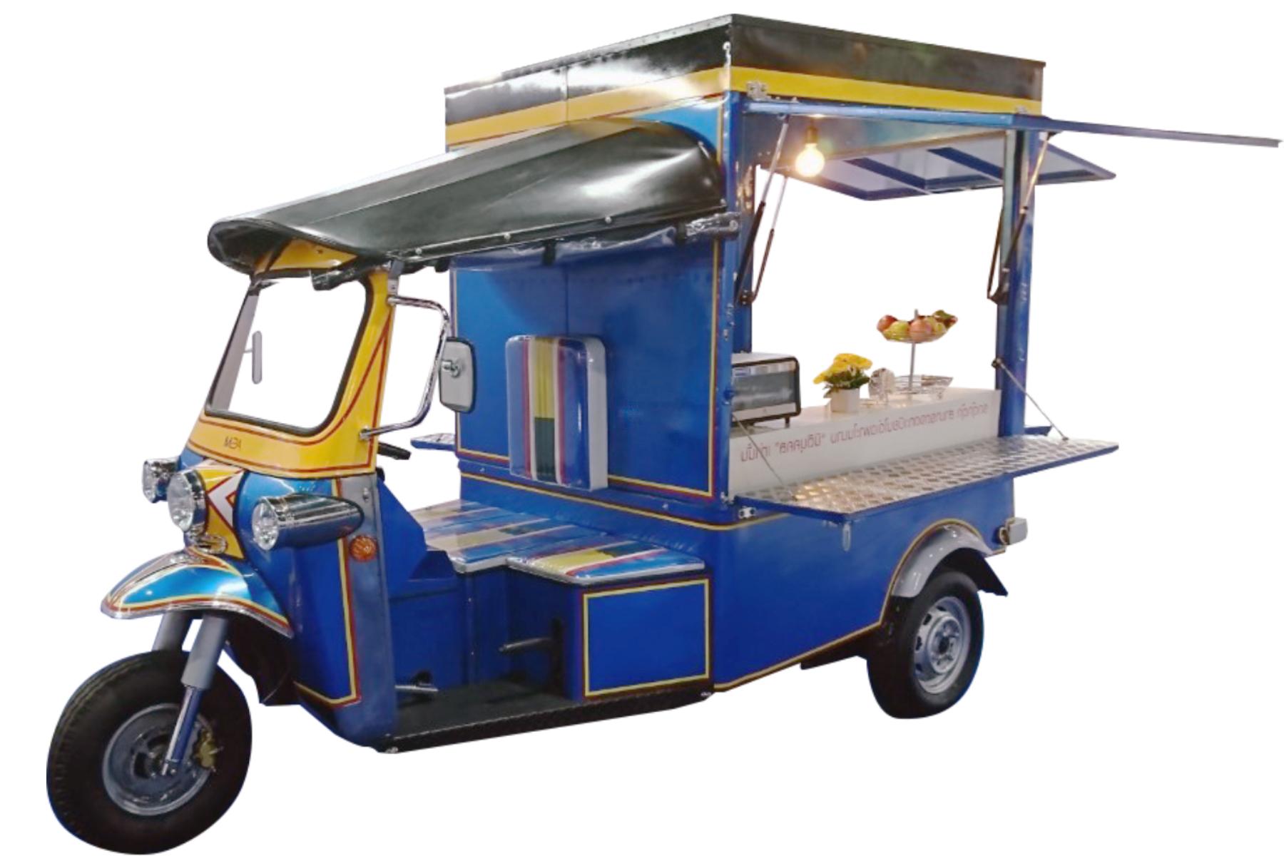 トゥクトゥク 移動販売車 スタンダードモデル