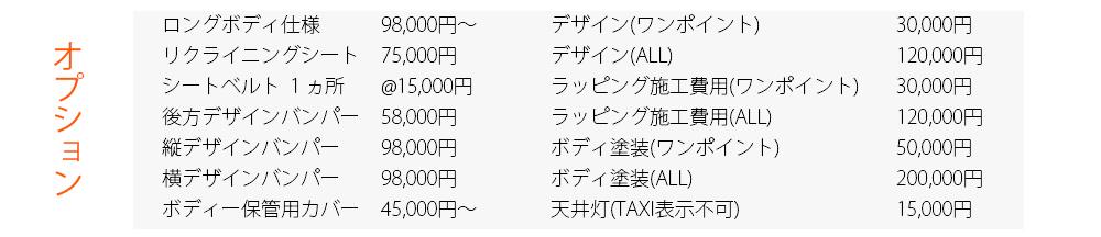 沖縄トゥクトゥク株式会社オプションTUKTUK